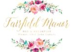 logo, Fairfield Manor, B&B